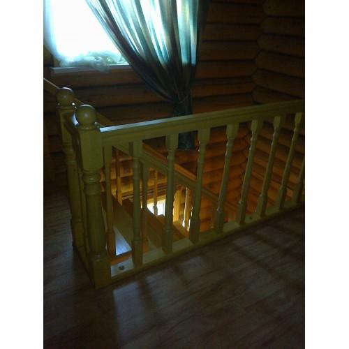 Лестница из бука - ЛГД-003