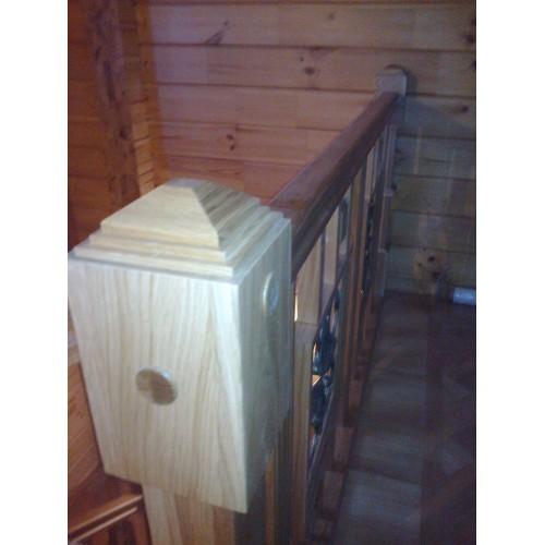 Лестница из дуба - ЛПД-009