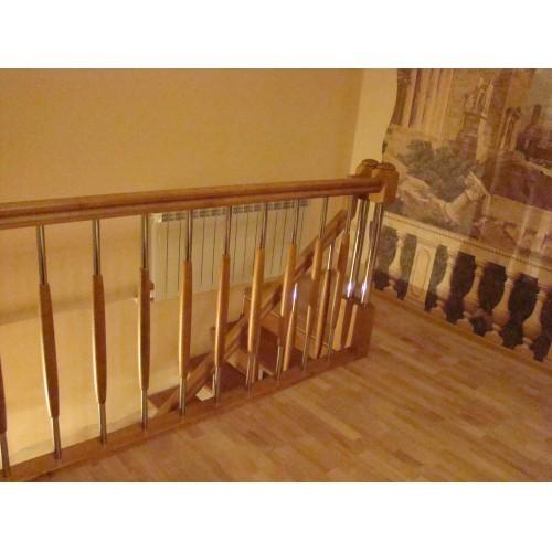 Лестница из бука - ЛМГ-001