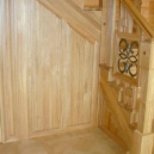 Лестница из бука - ЛПД-010