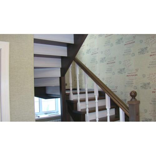 Лестница из бука - ЛПД-001