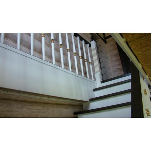 Лестница из дуба - ЛГД-002
