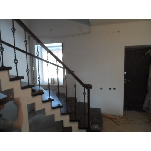 Лестница из бука - ЛМВ-001